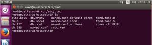 Configuration serveur DNS sosu IPv6