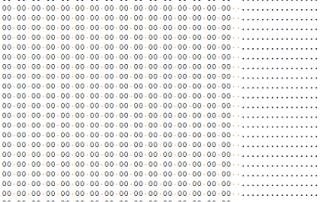 IOCTL Input Data