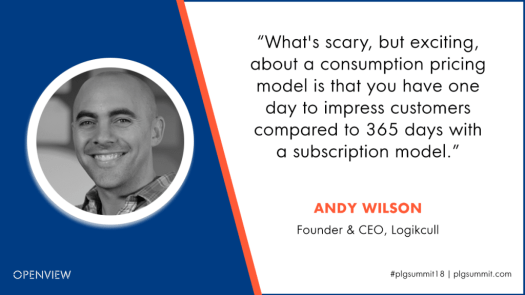 Andy Wilson PLG Quote