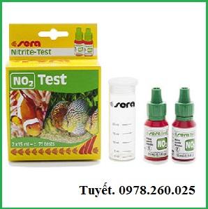 Test NO2 - Dụng cụ kiểm tra lượng nitrit trong ao nuôi thủy sản