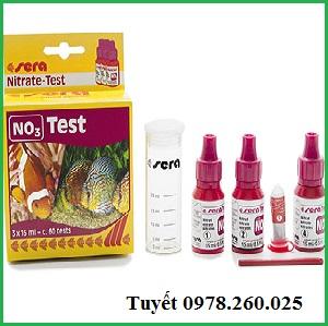 Test NO3 - Dụng cụ kiểm tra lượng Nitrat trong ao nuôi thủy sản