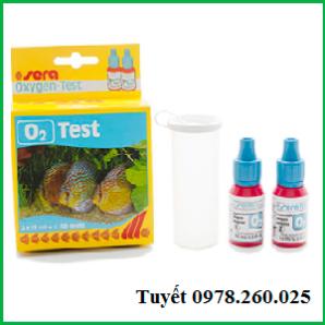 Test Oxy - dụng cụ kiểm tra nồng độ oxy trong nước
