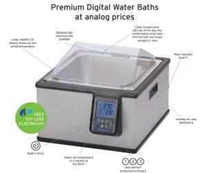 Bể điều nhiệt water bath