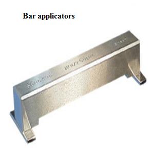 Bar appicators