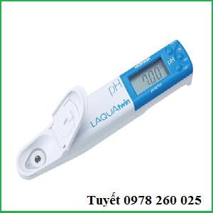 Bút đo pH Nhật Bản (mẫu lỏng, rắn, bột, giấy, film)