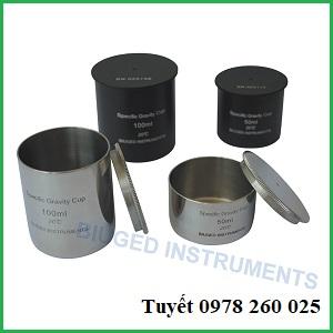 Dụng cụ đo tỉ trọng sơn, lớp phủ BGD 296