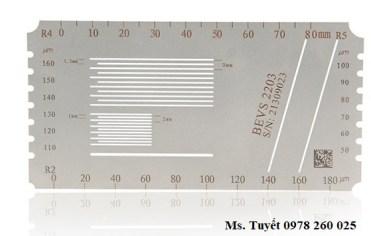 BEVS 2203 Multi hatch Gauge