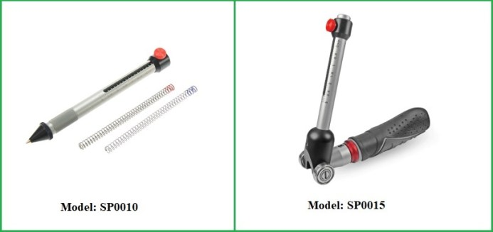 Bút đo độ cứng sơn TQC (SP0010, SP0015)