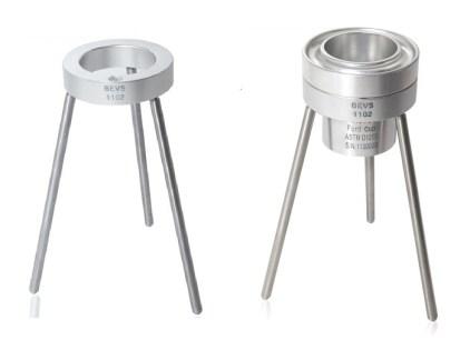 Giá đỡ cho cốc đo độ nhớt ford cup