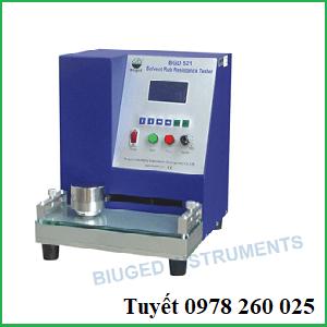 Máy đo độ bền dung môi BGD 521 Trung Quốc
