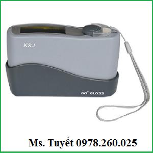 Máy đo độ bóng gloss meter Trung Quốc giá rẻ MG6-F1