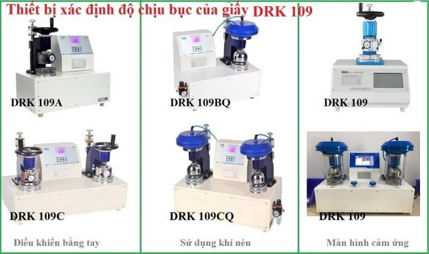 Máy đo độ bục giấy DRK109
