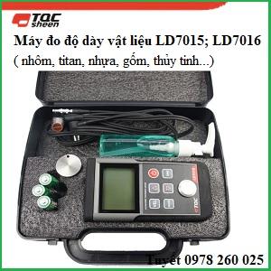Máy đo độ dày vật liệu TQCSheen LD7015; LD7016