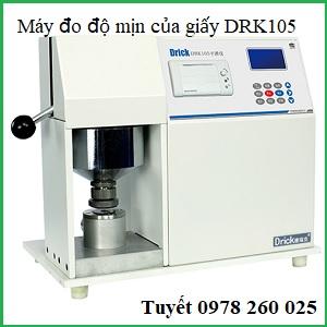Máy đo độ mịn giấy DRK105