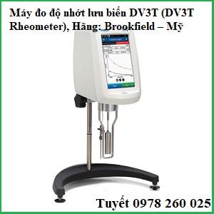 Máy đo độ nhớt lưu biến DV3T