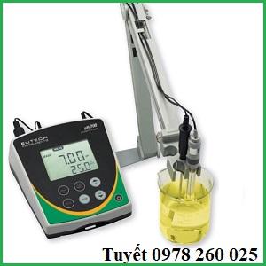 Máy đo pH để bàn PH700 Eutech – Singapore