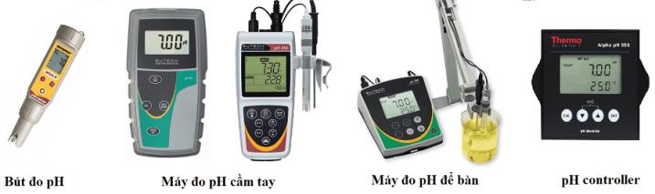 Phương pháp kiểm tra độ pH nước