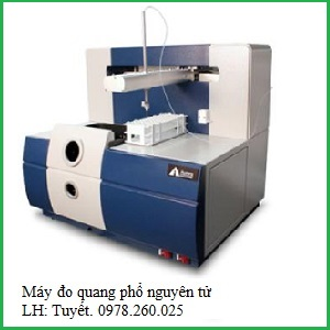 Máy quang phổ hấp thu nguyên tử AAS