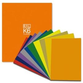 Quạt màu ral K6