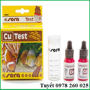 Test Đồng (Dụng cụ kiểm tra lượng đồng), Hãng sera - Đức
