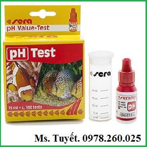 Dụng cụ đo nhanh chỉ tiêu pH trong nuôi trồng thủy sản
