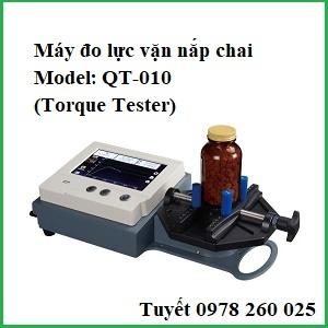 Thiết bị kiểm tra lực vặn mở nắp chai QT-010 (Torque Tester)