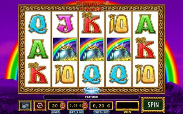 best online casino need to have Rainbow Riches