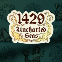 1429 Uncharted Seas low variance slot