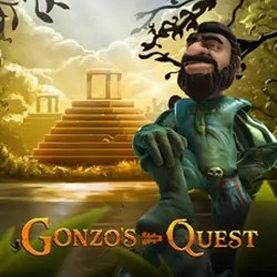 Gonzos Quest high volatile slot