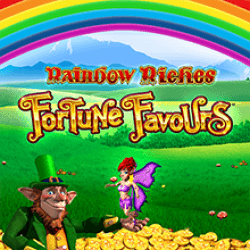 Rainbow Riches Fortune Favours RTP