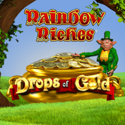 Rainbow Riches Drops of Gold RTP