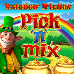 Rainbow Riches Pick N Mix RTP
