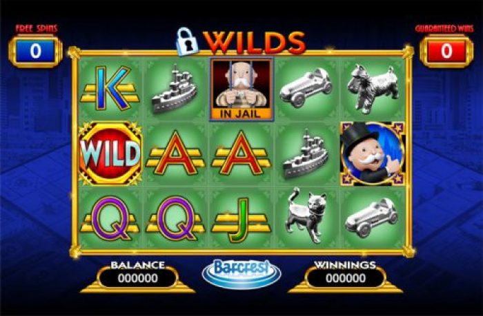 locking wild free spins