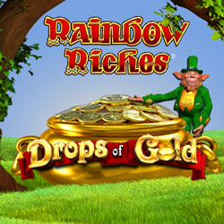best medium variance slot rainbow riches