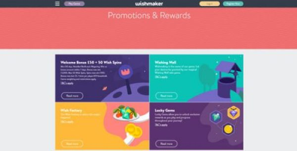 Promotions and Rewards