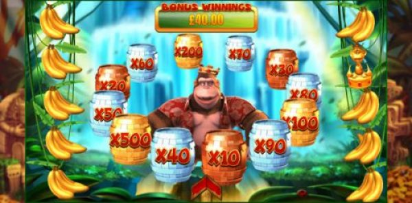 big monkey bonus feature