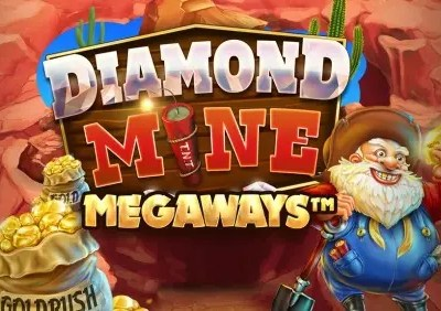 Diamond Mine Megaways Slot Review