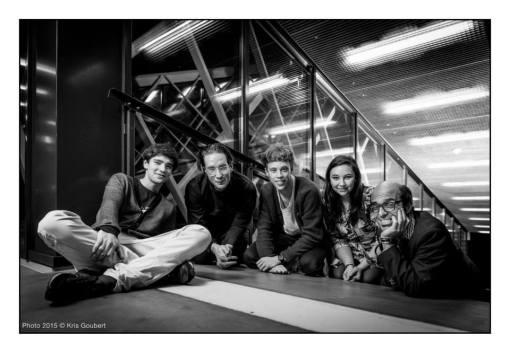 LABtrio NY © Kris Goubert