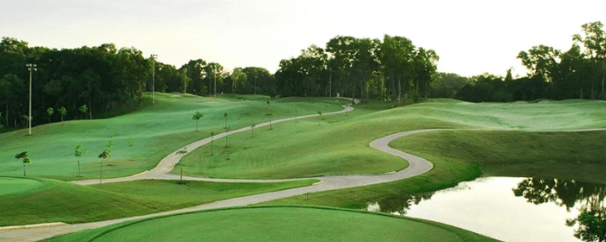 LIGC – Best New Golf Course 2013