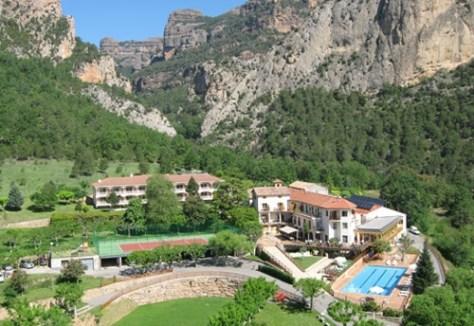 hotel Can Boix de Peramola_