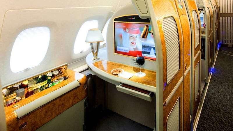 clase business emirates 1