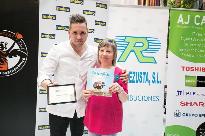 Ganador del concurso de ensaladillla rusa