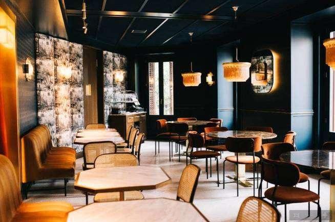 Café Comercial: glamour castizo