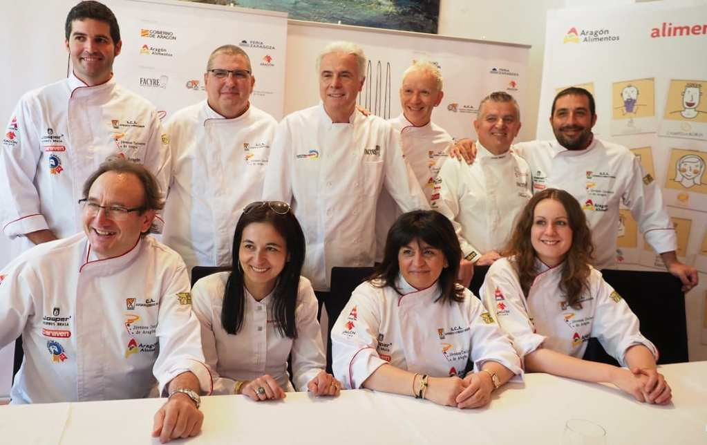 V Certamen Nacional de Gastronomía