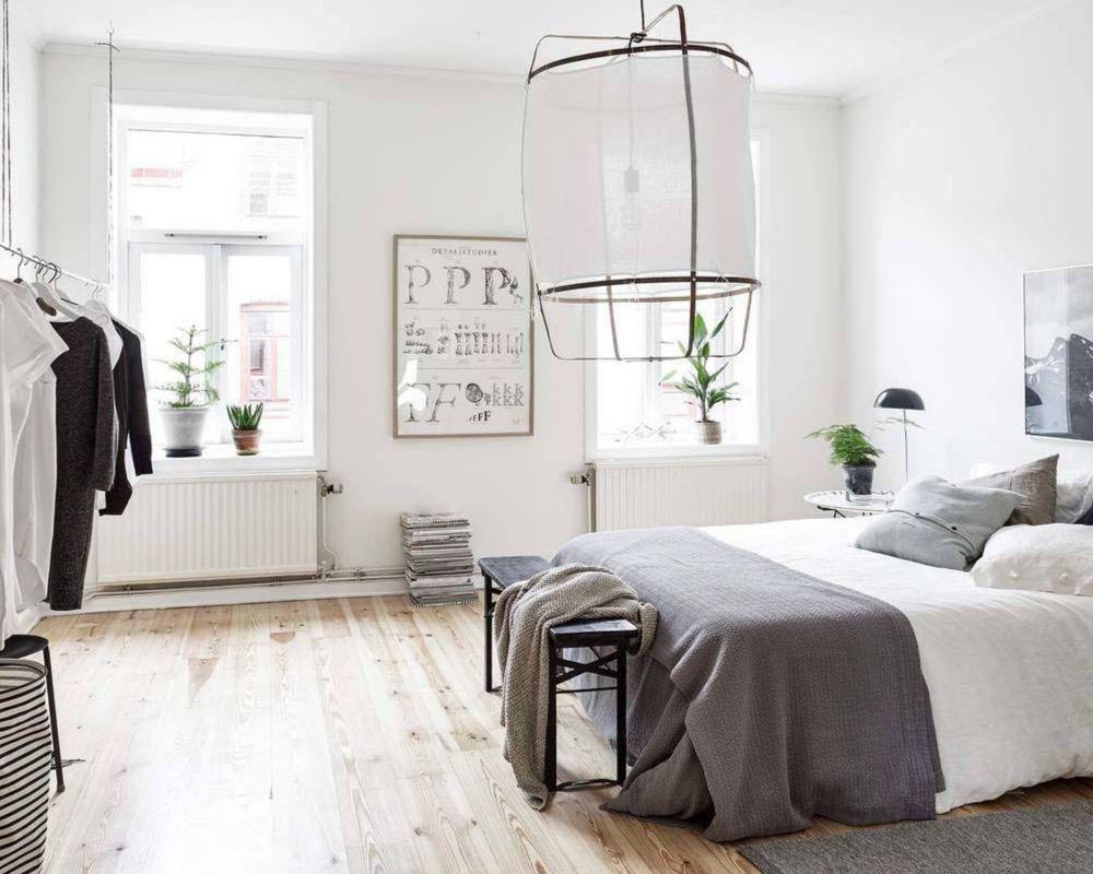 6 - claves dormitorio nordico - suelo madera