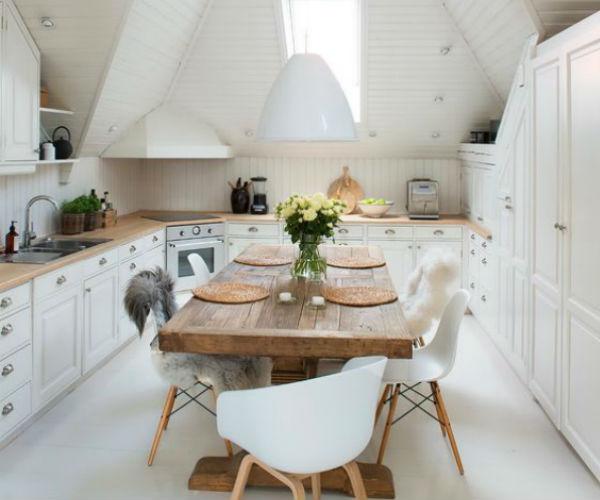11 - mesas de comedor en la cocina