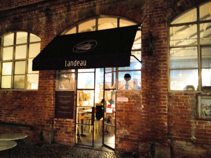 11 - Landeau Chocolateria con encanto en Lisboa