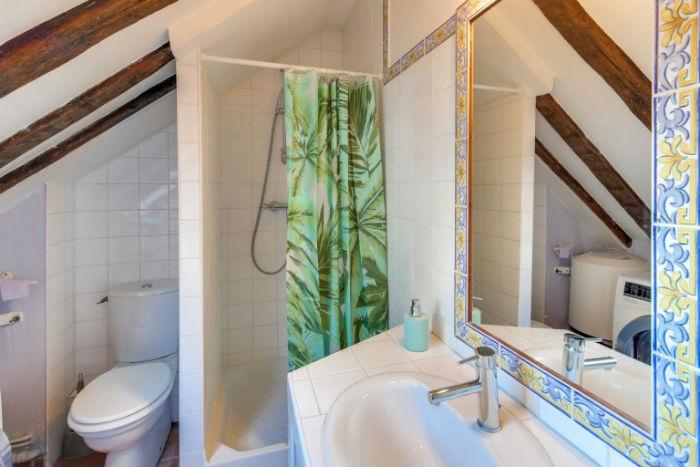 15 - Estudio bohemio paris - baño