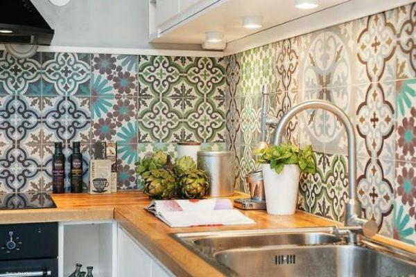 5 - 10 tipos de azulejos para tener una cocina diferente