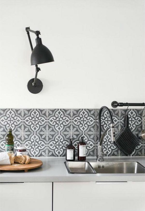 6 - 10 tipos de azulejos para tener una cocina diferente